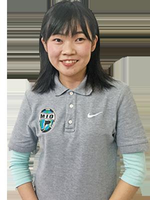 MIO(ミーオ)びわこ滋賀 広報 岡崎詩歩さん